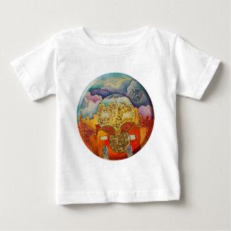 エルサレム ベビーTシャツ