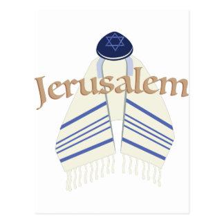 エルサレム ポストカード