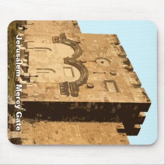 エルサレム-慈悲のゲート マウスパッド