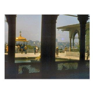 エルサレム、神殿の丘 ポストカード