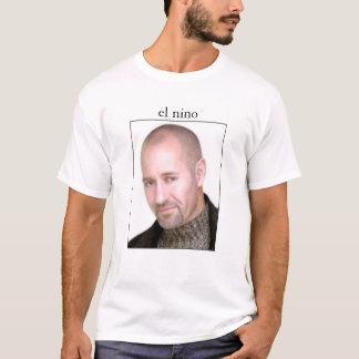 エルニーニョ現象 Tシャツ