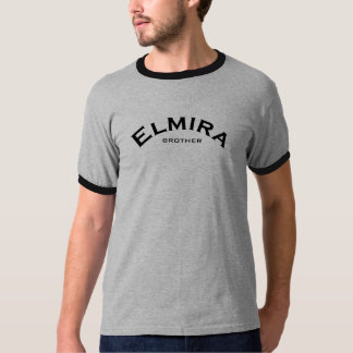 エルマイラの兄弟のロゴ Tシャツ