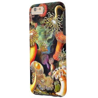 エルンスト・ヘッケルのいそぎんちゃくのヴィンテージの芸術 iPhone 6 PLUS タフケース