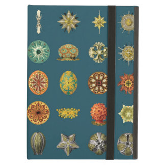 エルンスト・ヘッケルの海底宝石 iPad AIRケース