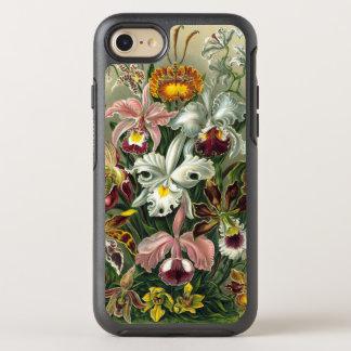 エルンスト・ヘッケルの蘭、ヴィンテージの雨林の花 オッターボックスシンメトリーiPhone 8/7 ケース