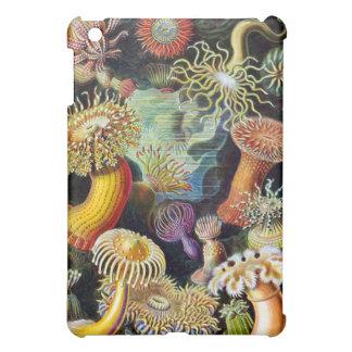 エルンスト・ヘッケル著自然の芸術 iPad MINIケース