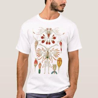 エルンスト・ヘッケル- Copepoda Tシャツ