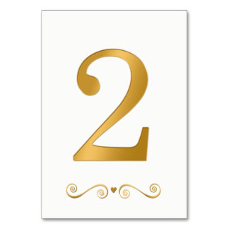 エレガントで明るい金ゴールドの模造のな金属第2 カード