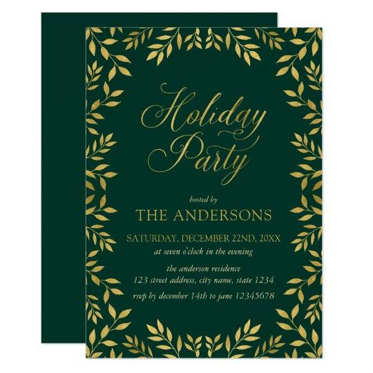 エレガントで模造のな陸軍少佐の階級章の休日のパーティ カード