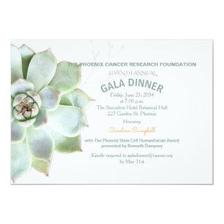 エレガントで水気が多い祝宴の招待状 12.7 X 17.8 インビテーションカード