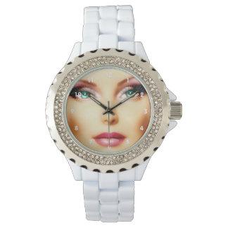 エレガントなあなた自身のイメージを挿入して下さい 腕時計