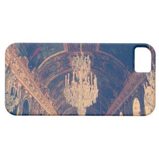 エレガントなおよびヴィンテージのシャンデリアのiphoneの例 iPhone SE/5/5s ケース