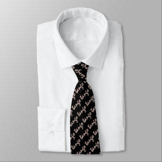 エレガントなタンゴ オリジナルネクタイ