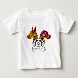 エレガントなデンマーク人 ベビーTシャツ