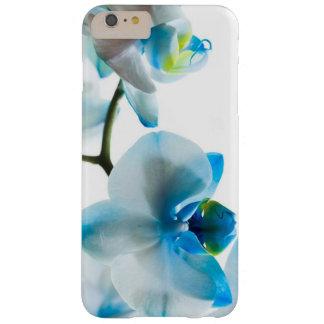 エレガントなブルーオーキッド BARELY THERE iPhone 6 PLUS ケース