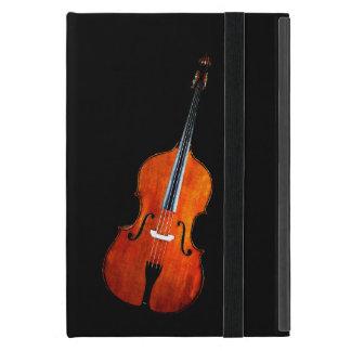エレガントなモノグラムのチェロ音楽iPad Miniケース iPad Mini ケース