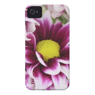 エレガントなヴィンテージの花 Case-Mate iPhone 4 ケース