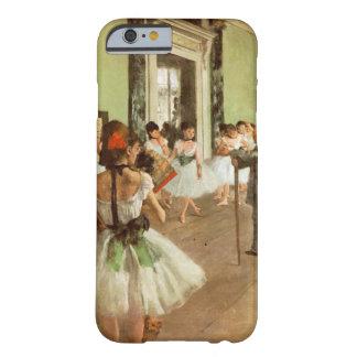エレガントなヴィンテージはダンス教室、バレリーナのガスを抜きます BARELY THERE iPhone 6 ケース