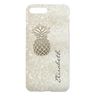 エレガントな上品は贅沢で模造のできらびやかなパイナップルをmoden iPhone 7 plusケース