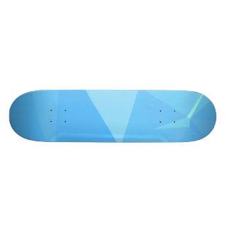 エレガントな及びはっきりした幾何学的設計-カモメの自然 20.6CM スケートボードデッキ