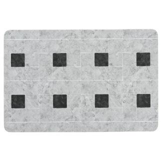 エレガントな石造りの床の仲間 フロアマット