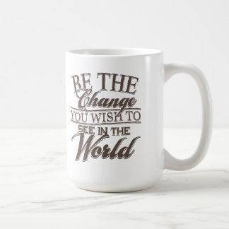 エレガント変更があって下さい コーヒーマグカップ