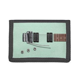 エレキギターのSeafoamの緑