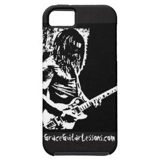 エレキギタープレーヤーの電話箱 iPhone SE/5/5s ケース