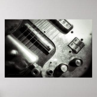 エレキギターポスター ポスター