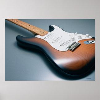 エレキギター10 ポスター