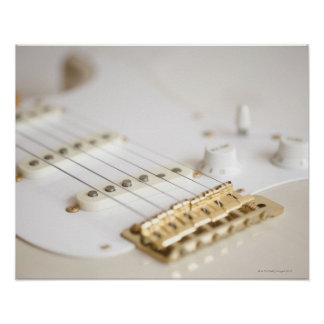 エレキギター11 ポスター