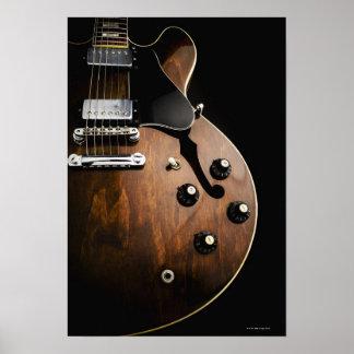 エレキギター8 ポスター