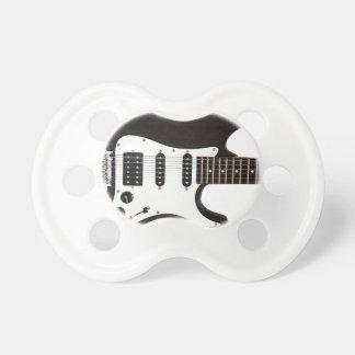 エレキギター おしゃぶり