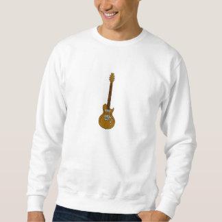 エレキギター スウェットシャツ