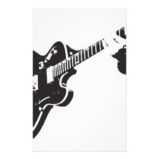 エレキギター 便箋