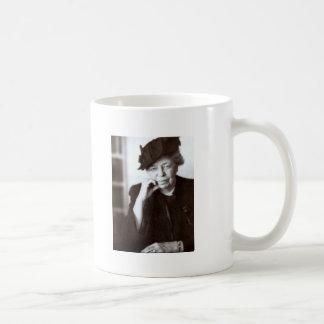 エレノア・ルーズベルトは誰も作ることができます コーヒーマグカップ
