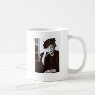エレノア・ルーズベルトはI考えます コーヒーマグカップ