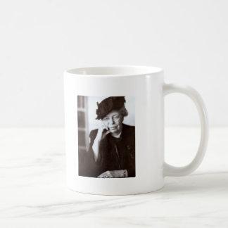 エレノア・ルーズベルト目的 コーヒーマグカップ