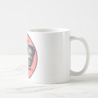 エレノア・ルーズベルト-世界の最初女性 コーヒーマグカップ