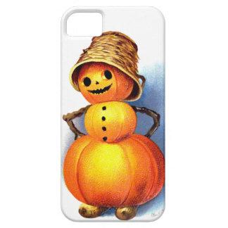 エレンH. Clapsaddle: おもしろいなカボチャキャラクター iPhone SE/5/5s ケース