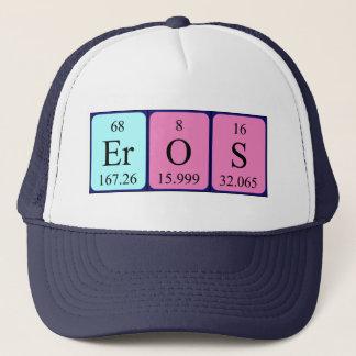 エロスの周期表の名前の帽子 キャップ