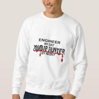 エンジニアのゾンビのハンター スウェットシャツ