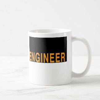 エンジニアのマグ コーヒーマグカップ