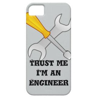 エンジニアの例 iPhone SE/5/5s ケース
