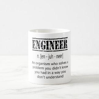 エンジニア コーヒーマグカップ