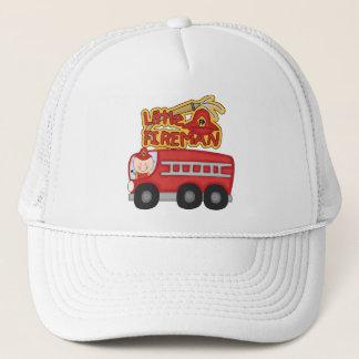 エンジンの小さい消防士のTシャツおよびギフト キャップ