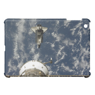 エンデバーおよびSoyuzの宇宙船 iPad Miniカバー