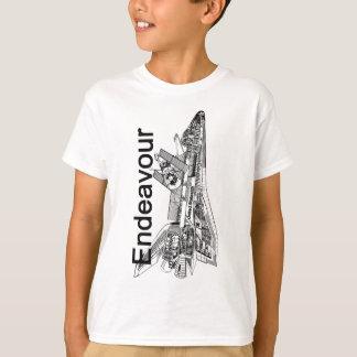 エンデバー Tシャツ
