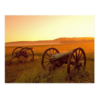 エンドウ豆のリッジの国民の軍公園アーカンソー ポストカード