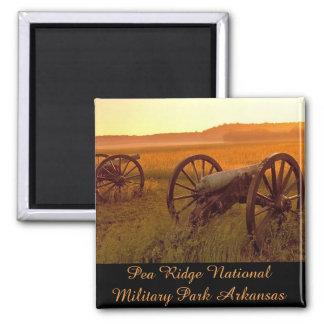 エンドウ豆のリッジの国民の軍公園アーカンソー マグネット